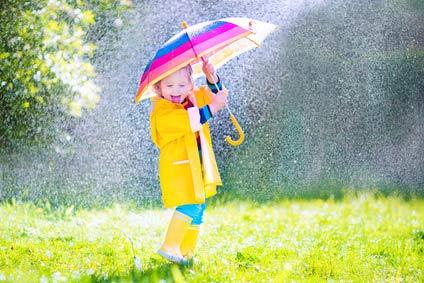 Wetterrekord Niederschlagsmenge